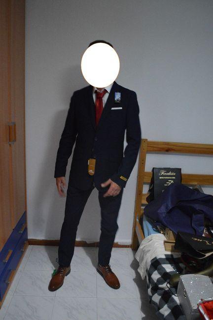 Qual a gravata? 5