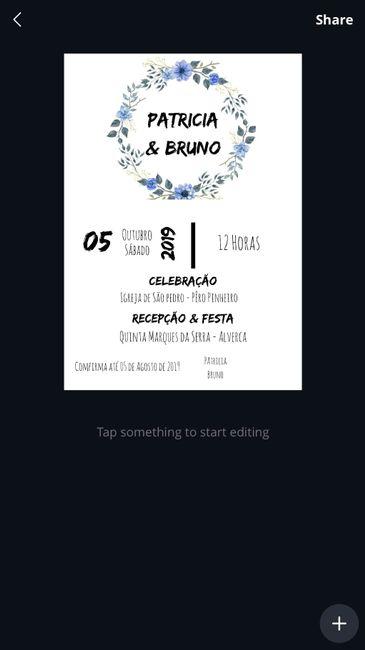 Canva - criar convite telemóvel parte ii 7