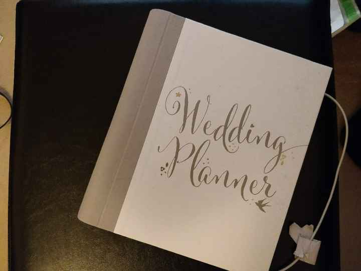 Agenda de Casamento - 1