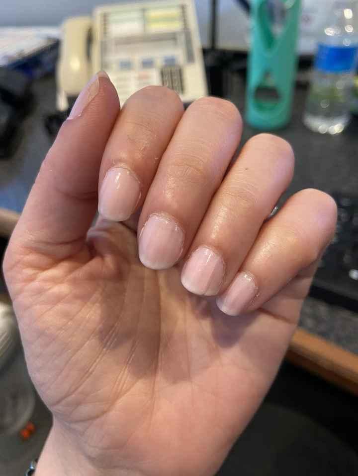 Se a manicure do dia C fosse a que usas no dia a dia.... 4