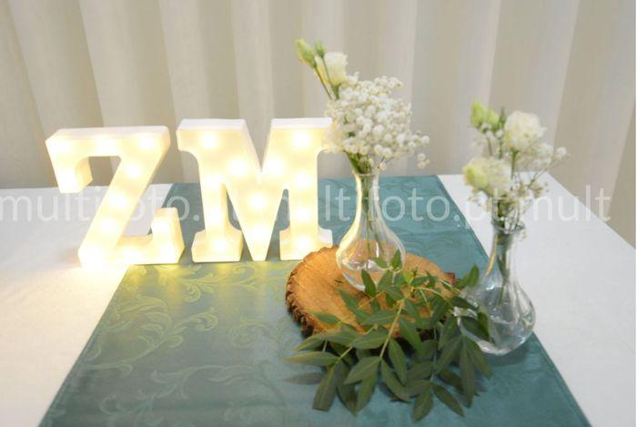 Decoração do casamento 11