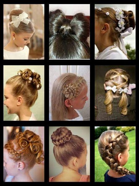 Penteados meninas alianças - 1