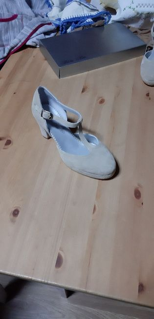 """Sapatos de Noiva """"extra"""": sim ou não? 1"""