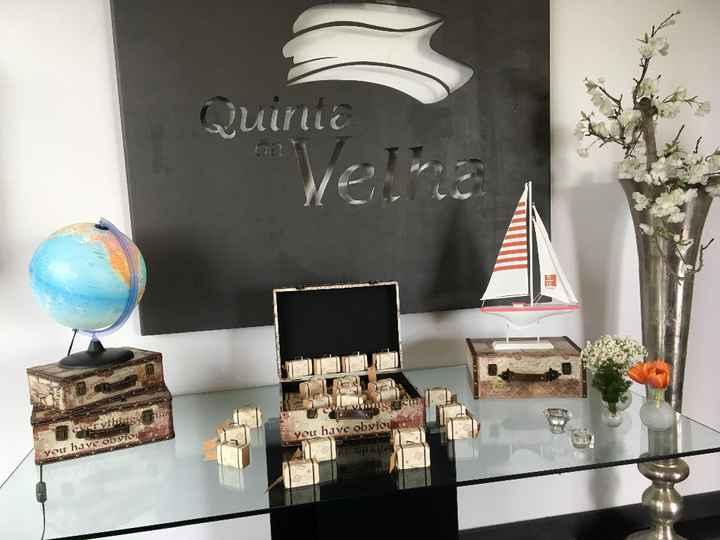 mesa recepção