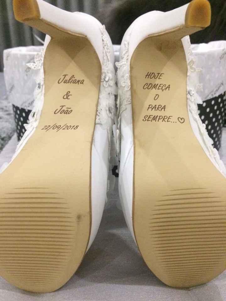 Frases para sapatos - 1