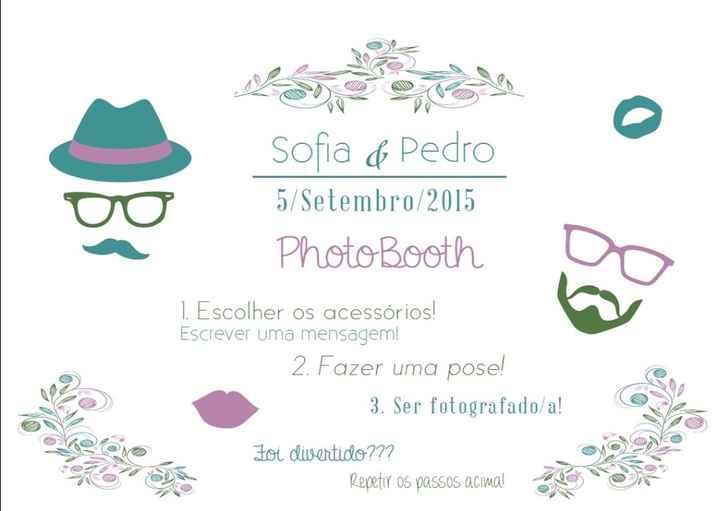 Photobooth instruções