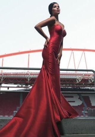 Vestidos Benfica