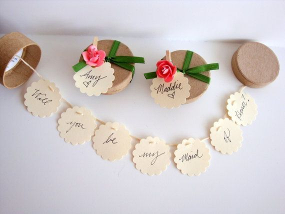 Convite para madrinha de casamento