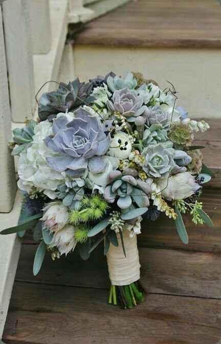 Bouquet c/ suculentas - 5