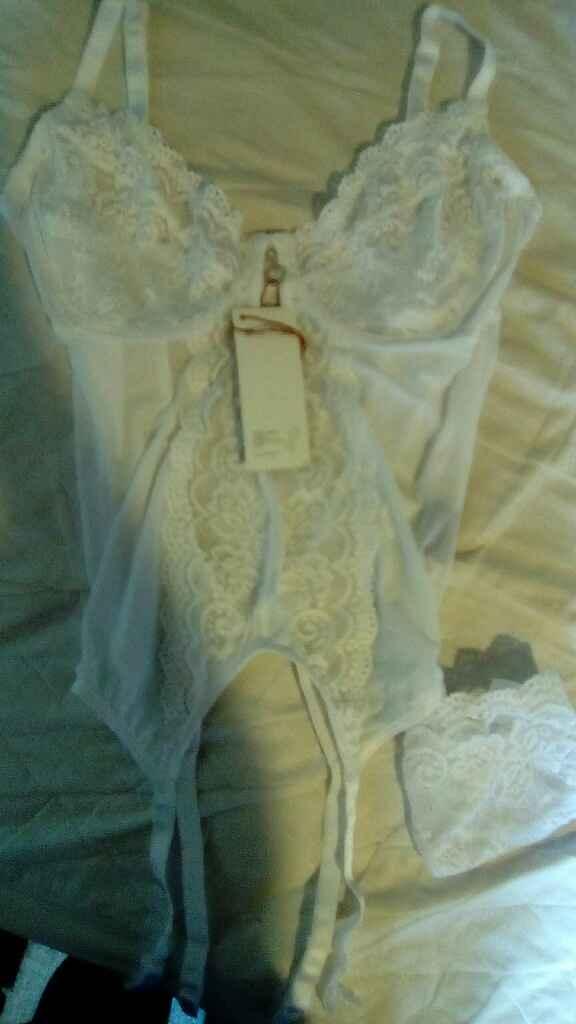 Robe e lingerie 😋 - 1