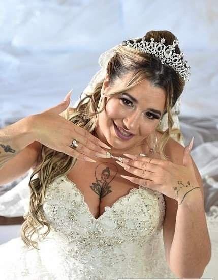 Recém casados e momentos de princesa 4