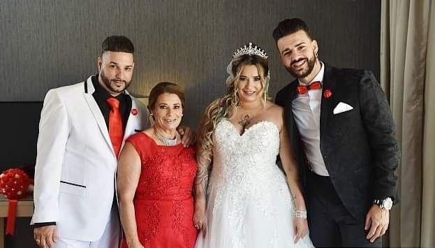 Recém casados e momentos de princesa 6