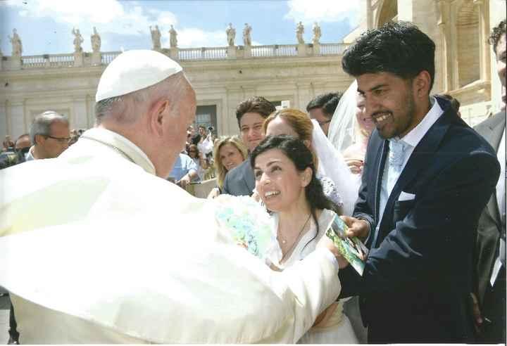 Bênção do Papa Francisco