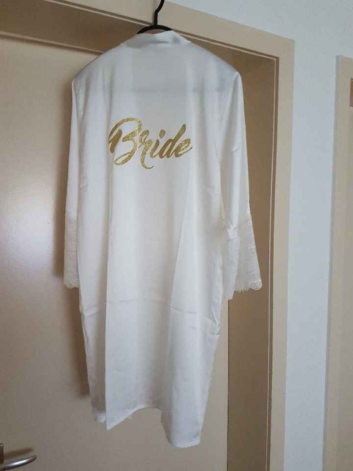 Robe de Noiva - 1