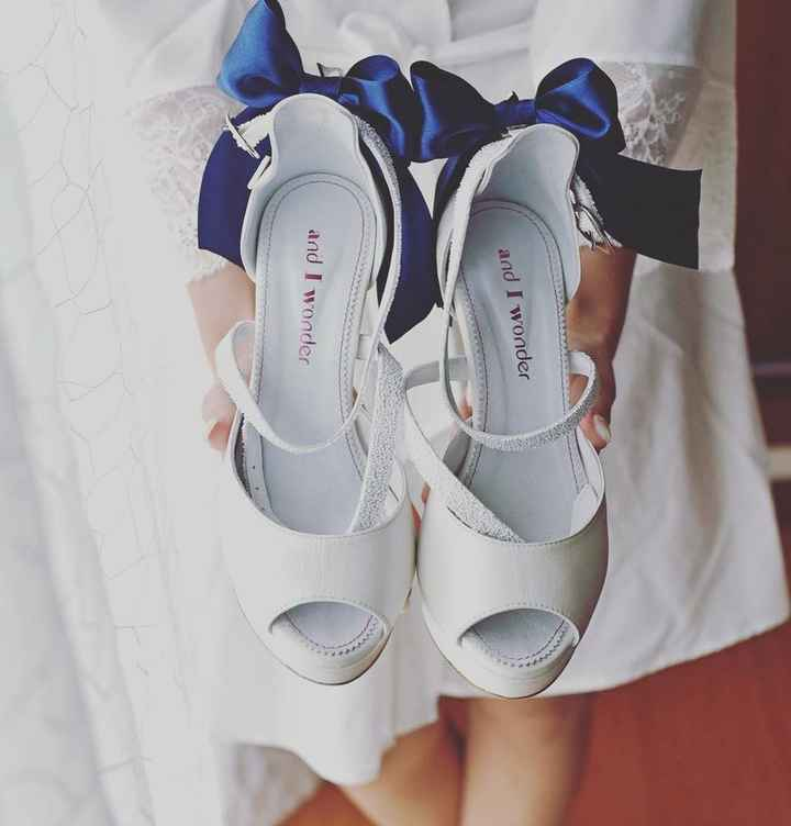 Conselho de uma ud - a escolha dos sapatos de noiva - 3
