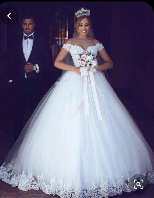 o que mais gosto num vestido de noiva - Sofia 3