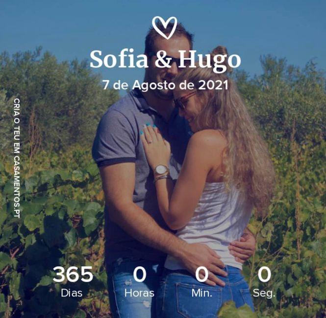 A 365 dias 💍 1