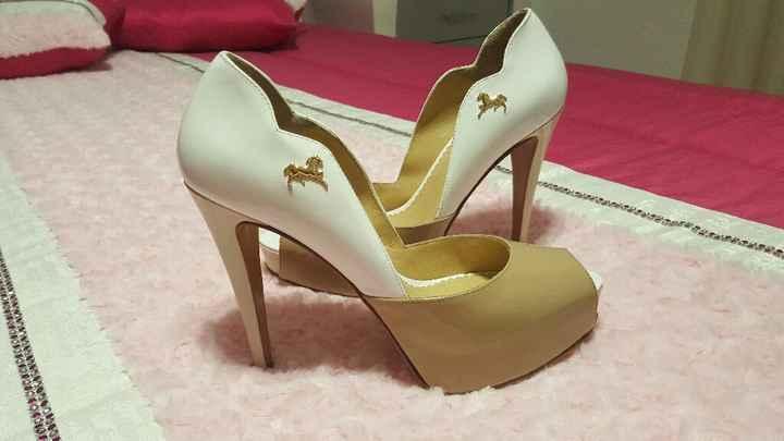 Os meus sapatos 😍 - 1