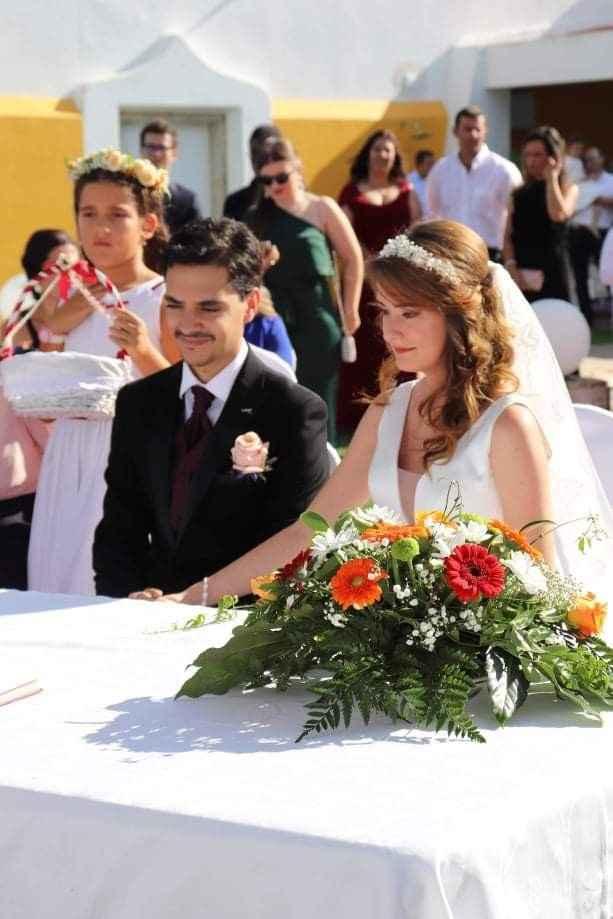 Já casámos!!! 😍😍🎉 - 5