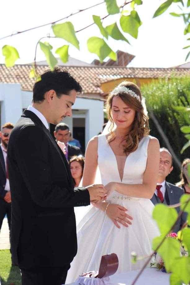 Já casámos!!! 😍😍🎉 - 6
