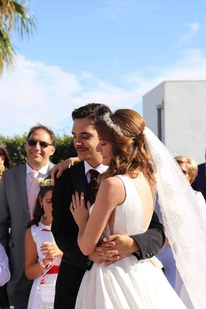 Já casámos!!! 😍😍🎉 - 7