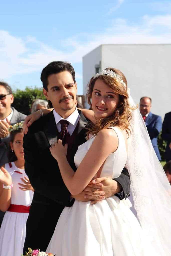 Já casámos!!! 😍😍🎉 - 8