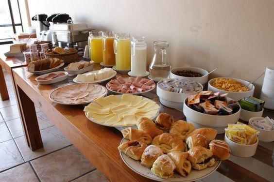 Receção com coffee-break para os convidados em casa: sim ou não? 2