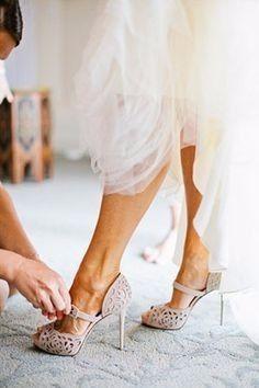 CHECKLIST: Os meus sapatos de noiva 1