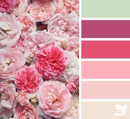 CHECKLIST: As cores do meu casamento 1