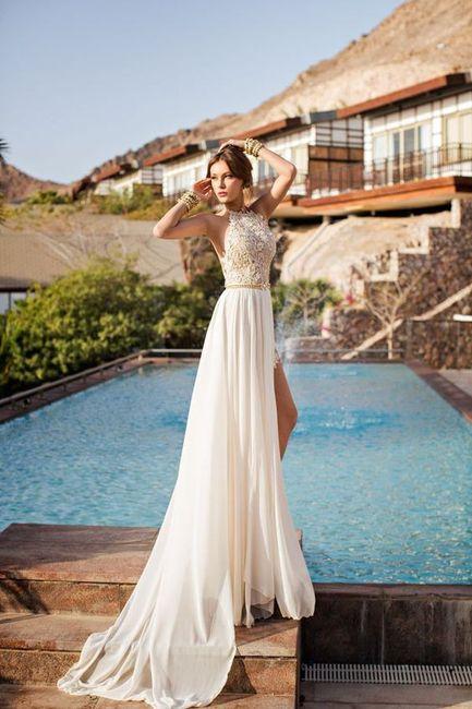 4. Vestido de noiva