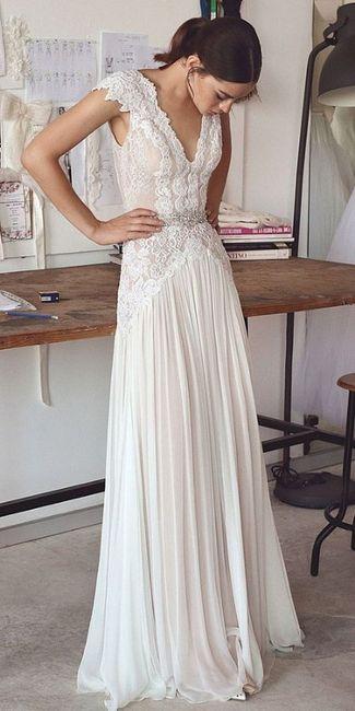 3. Vestido de noiva