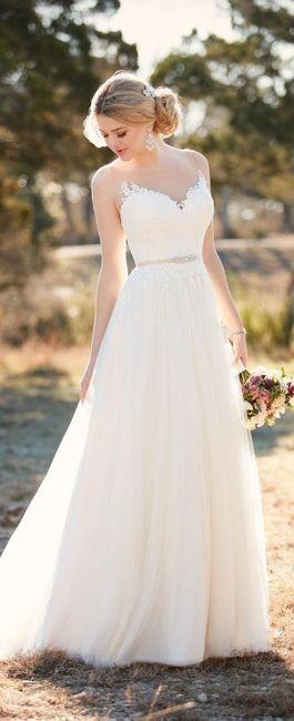 2. Vestido de noiva