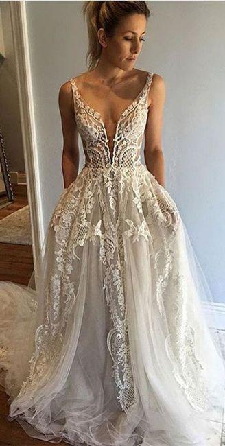 1. Vestido de noiva