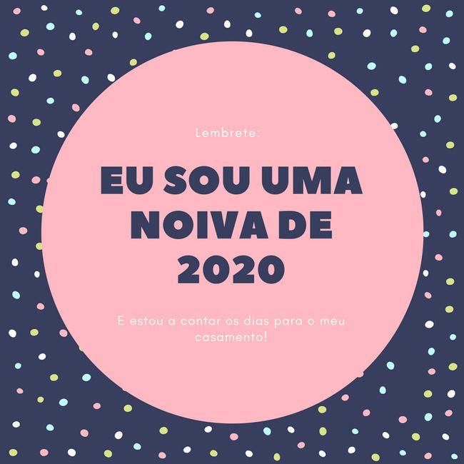 Noivas 2020