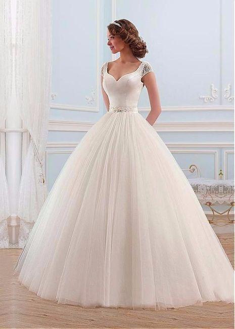Se eu fosse milionária, escolheria este vestido 3