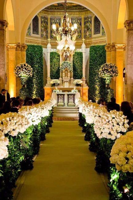 Se eu fosse milionária, escolheria este altar 1