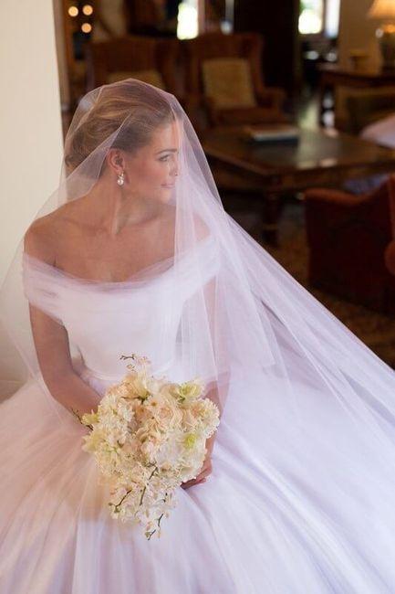 És uma noiva princesa, sexy ou elegante? 1