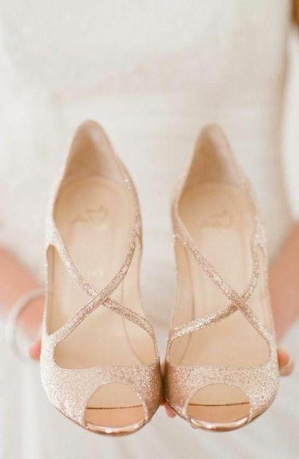 Princesa, sexy ou elegante: escolhe os sapatos 3