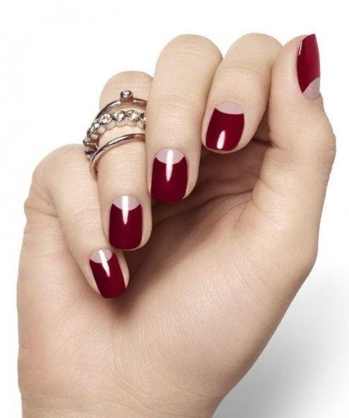 Princesa, sexy ou elegante: escolhe a manicure 2