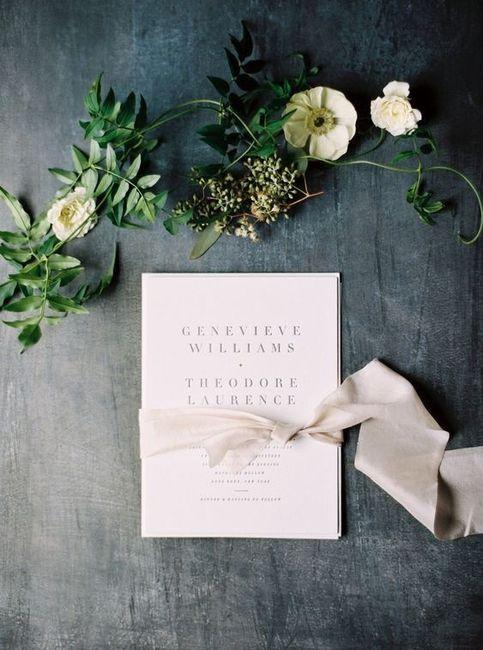 Princesa, sexy ou elegante: escolhe os convites 1