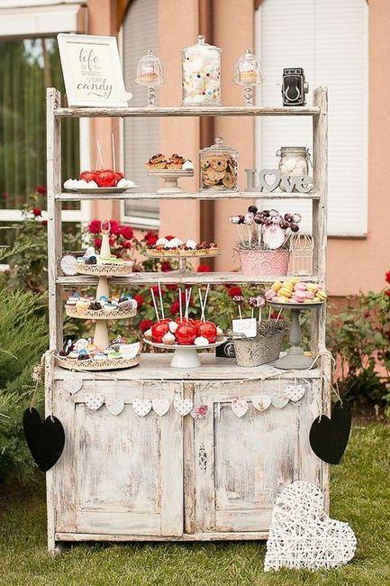 A cor ideal para o teu casamento - escolhe o Candy Bar 3