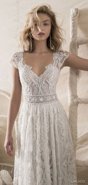 Amor à primeira vista - O vestido 👰 1