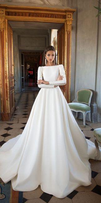Amor à primeira vista - O vestido 👰 5