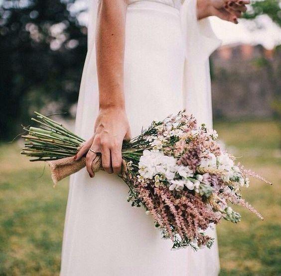 O ramo segundo a data do teu casamento 2