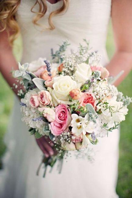 O ramo segundo a data do teu casamento 3