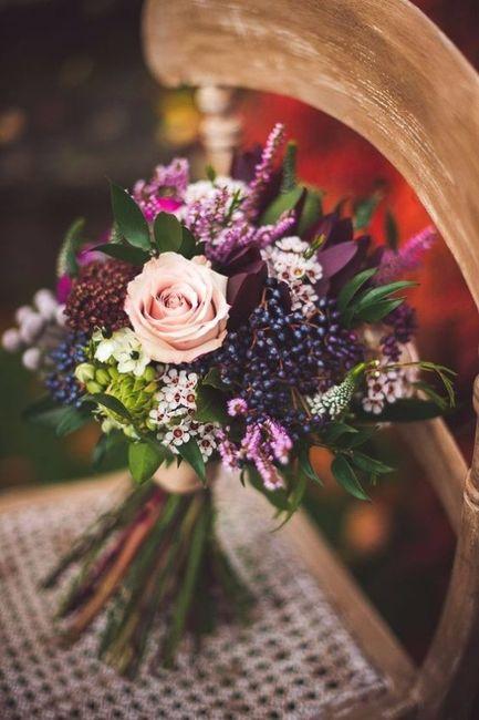 O ramo segundo a data do teu casamento 4