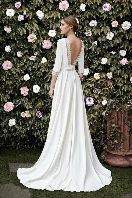 Noivas com estilo - a saia do vestido 👗 2