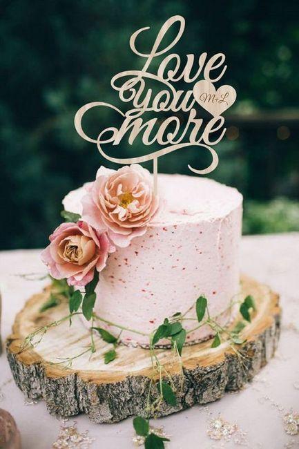 Noivas com estilo - o bolo de casamento 🎂 1