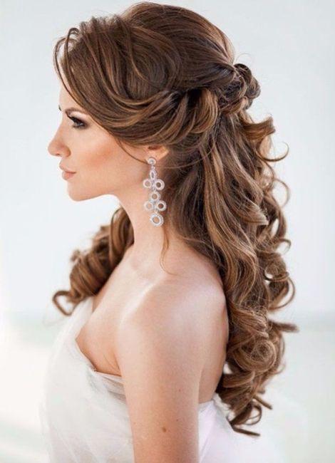 4 elementos, 4 estilos - O penteado 2