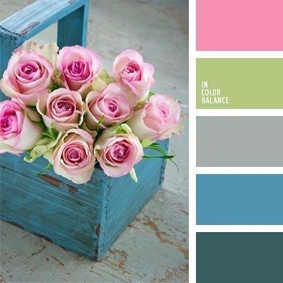 4 elementos, 4 estilos  - As cores 4
